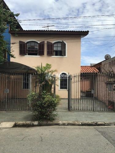 Imagem 1 de 30 de Venda Sobrado 3 Dormitórios Vila São João Guarulhos R$ 520.000,00 - 36989v