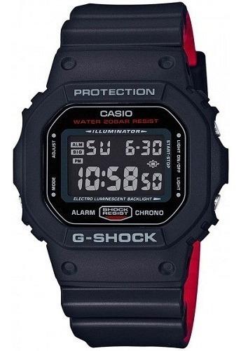 Relógio Casio G-shock Masculino Digital Preto Dw-5600hr-1dr