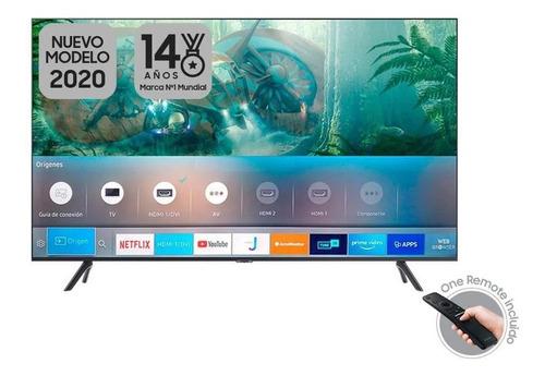 Televisor Samsung 50 Pulgadas 4k Crystal Tu8000 2020