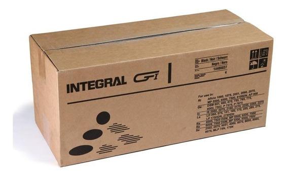 Toner Integral Preto Type 6210 Para Ricoh Aficio 1060 2060 1075 2075 6110d 6210d Mp7500