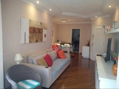 Apartamento Com 3 Dormitórios À Venda, 88 M² Por R$ 695.000 - Tatuapé - São Paulo/sp - Ap11184