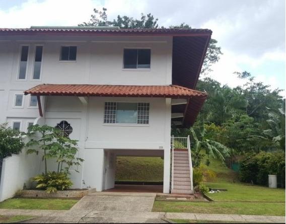 Casa En Albrook, Totalmente Amoblada, 2 Recamaras, Cbe $1300