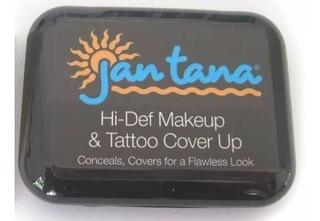 Jan Tana Tattoo Cover E Makeup Mais Frete