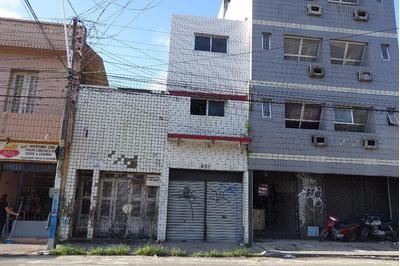 Predio Em Centro, Fortaleza/ce De 91m² À Venda Por R$ 195.000,00 - Pr135620