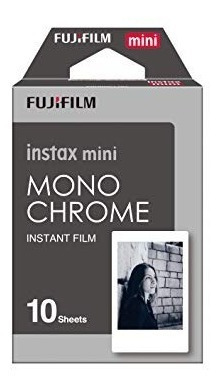 Filme Instax Mini Monochrome (p/b)- 10 Fotos