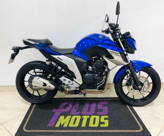 Yamaha Fazer 250 2018 Com Apenas 27.000 Km