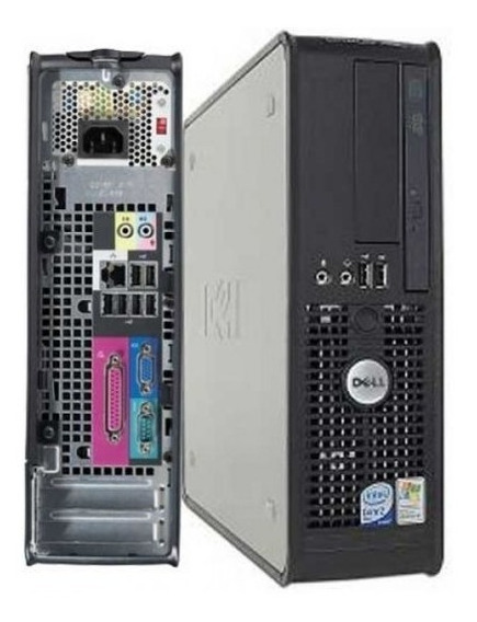 Dell Optiplex 755 - C2d / 4gb / Hd Ou Ssd