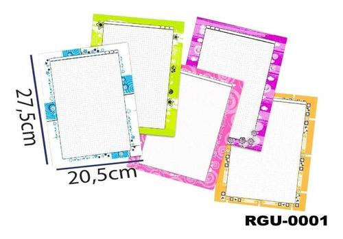 Repuestos De Folders Mediano-mhotitas-tamaño:(16,5x23,3 Cm)