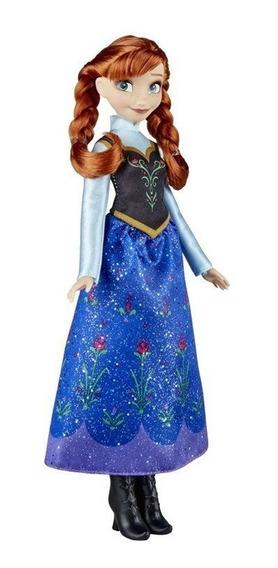 Frozen Boneca Clássica Anna