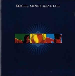 Simple Minds Cd: Real Life ( U S A )