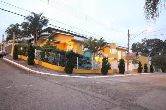 Ca0273- Casa Com 3 Dormitórios À Venda, 413 M² Por R$ 1.500.000 - Parque Dos Príncipes - São Paulo/sp - Ca0273