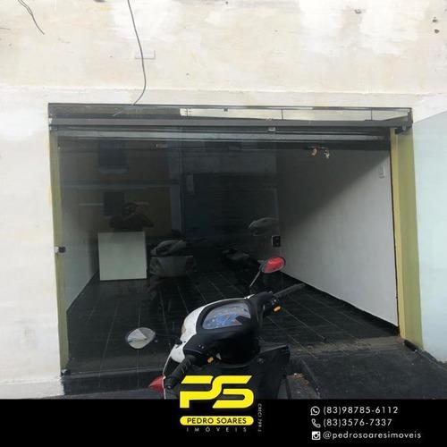Imagem 1 de 3 de Loja Para Alugar, 30 M² Por R$ 1.500/mês - Centro - João Pessoa/pb - Lo0034