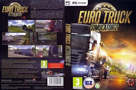 Euro Truck Simulator 2 - Original - Digital Código Steam