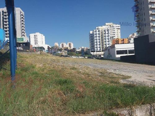 Terreno  2.336m2 Residencial À Venda, Parque Campolim, Sorocaba. - Te0111