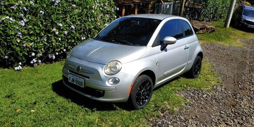 Fiat 500 2012 1.4 Cult Flex 3p