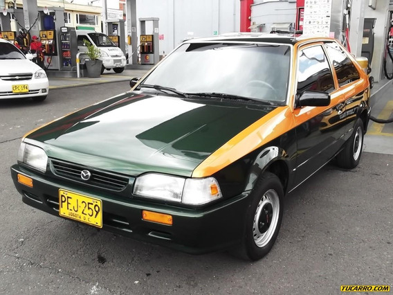 Mazda 323 Hs 1300cc