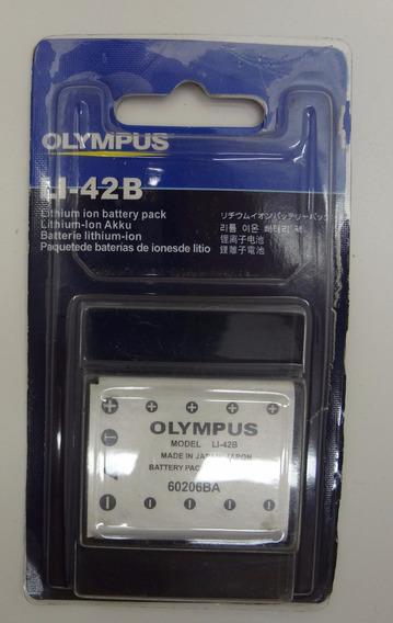 Bateria Câmera Digital 42b Olympus Li-42b 740 750 760
