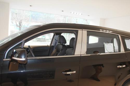 Bordes Cromados Chevrolet Orlando