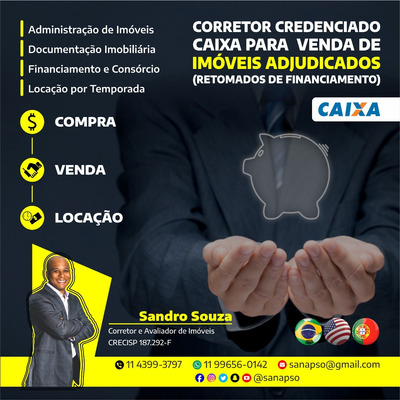 Corretor De Imóveis Para Todo O Abc.