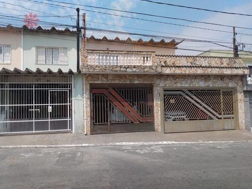 Imagem 1 de 15 de Casa Sobrado Em Vila Paranaguá  -  São Paulo - 1079