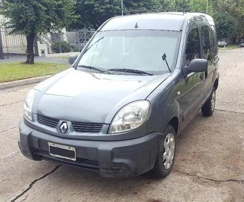 Renault Kangoo 5 Asientos 1.6 16v 2 Plc 2012 Primer Dueño