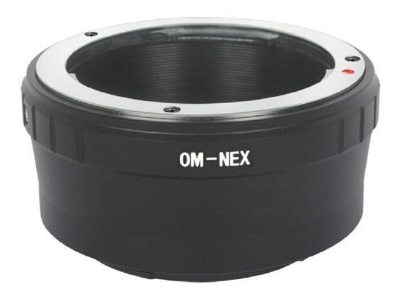 Anel Adaptador Lente Olympus Old Om-nex Sony Nex-7 6 5 3 C3