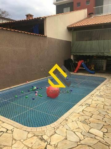 Casa Com 3 Dormitórios À Venda, 210 M² Por R$ 460.000,00 - Jardim Simus - Sorocaba/sp - Ca1280