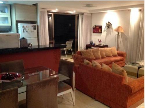 Imagem 1 de 6 de Apartamento 2 Suítes 2 Vagas - Al2256