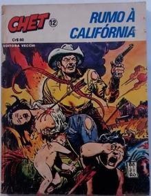 H4802 Chet Rumo À Califórnia N 12 - 1981 Vecchi