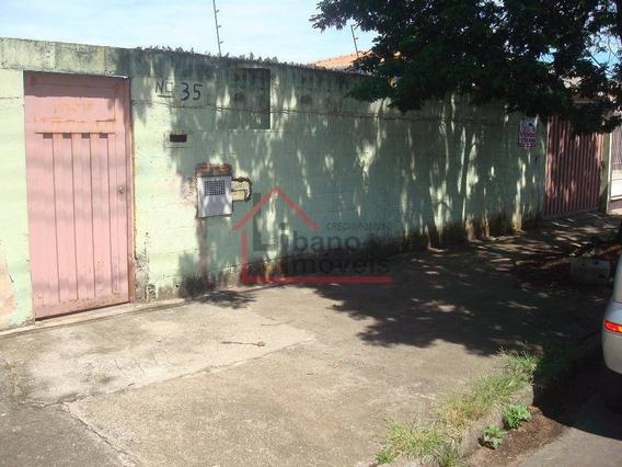Casa À Venda Em Barão Geraldo - Ca037841