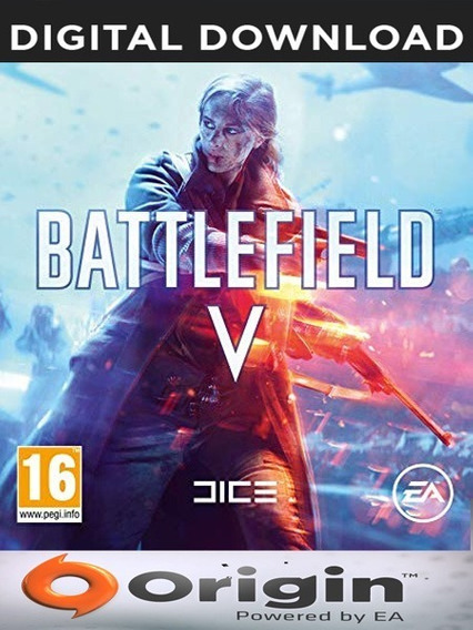 Battlefiel V Pc Digital - Cod. Descarga Por Origin