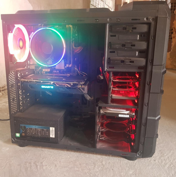 Pc Gamer I5 4430 8gb Memoria Rx 570 8gb