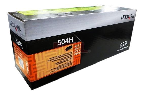 Toner Lexmark Original Ms 310 312 410 415 - 5000 Pag 50f4h00