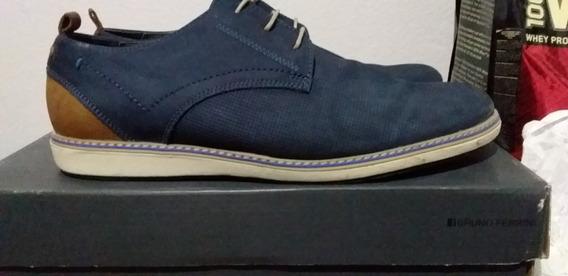 Zapatos Hombre Bruno Ferrini Original