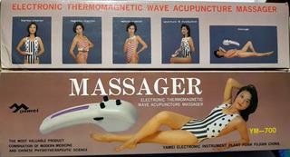 Masajeador De Acupuntura Termomagnetico Electronico Yamei