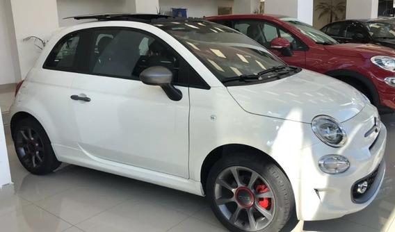 Fiat 500 0km Retira Ya Con $110.000 Y Cuotas 0% Interés E-
