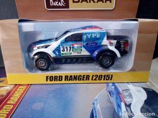 Ford Ranger Rally Dakar 1:43