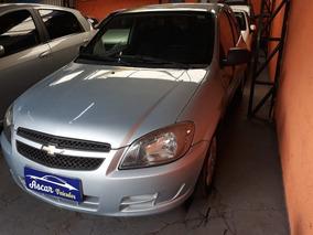 Chevrolet Gm Celta Ls 1.0 Prata 2012