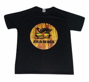 Camisa Oficial Jhamma Percussões