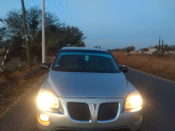 Pontiac Montana Sv6 E Extendida Aa Dvd Piel Cd Mp3 Mt 2005