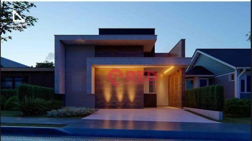 Casa Com 3 Dormitórios À Venda, 104 M² Por R$ 445.000,00 - Horto Florestal - Sorocaba/sp - Ca0421