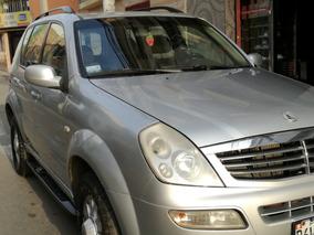 Ssangyong Rexton 2.9 Turbo Diesel 4x4 Automática