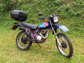 Honda Xl 125s 1996 - Trail - Scrambler