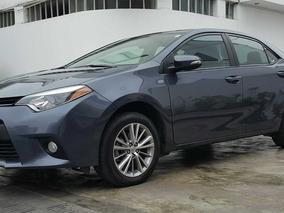 Toyota Corolla 2014/15 Automático/secuencial (cvt) Impecable