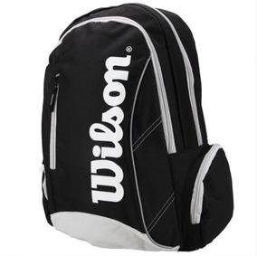 Mochila Unisex Wilson - Advantage Ii Backpack Bk Negro - Ten