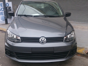 0km Volkswagen Gol Trend 1.6 Trendline 101cv 2018 Tasa 0% 4