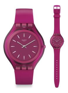 Reloj Swatch Svuv100, Gtía Oficial, Envío Sin Costo. Nuevo