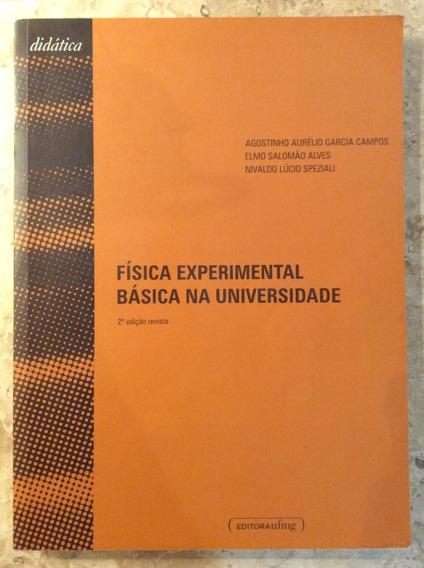 Física Experimental Básica Na Universidade Usado