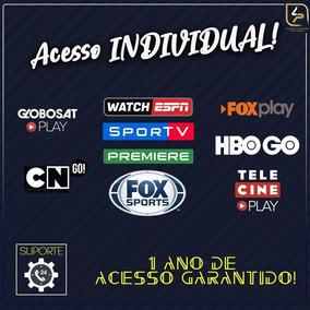 Promoçaol!!!!premiere Play,e Globo Sat ...1 Ano