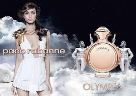 Perfume Paco Rabanne Olympea 80ml Original